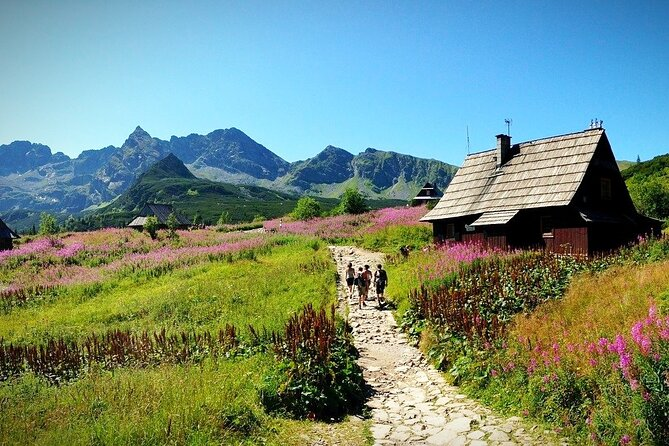 ZAKOPANE with THERMAL POOLS ticket - Private