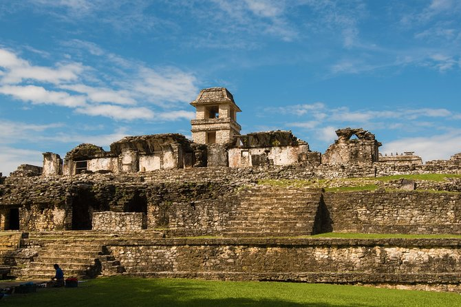 Full-Day Tour to Palenque, Agua Azul and Misol-Ha Waterfalls