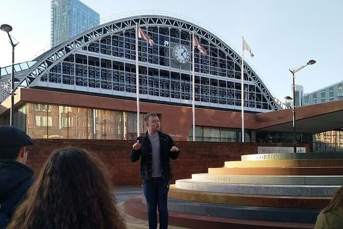 Manchester Whistle-Stop Walking Tour