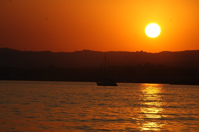Private Sailboat Ride at Sunset from Sitges