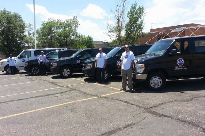 Downtown Denver Hotels Car Service