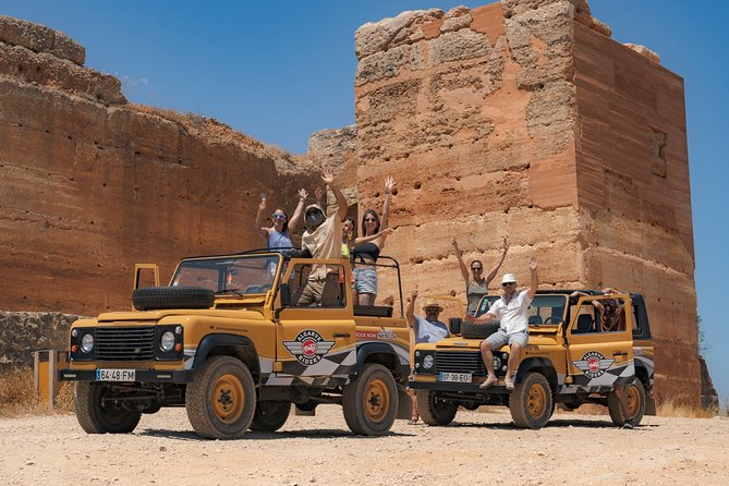 Algarve Half-Day Private Outdoors Tour by Jeep