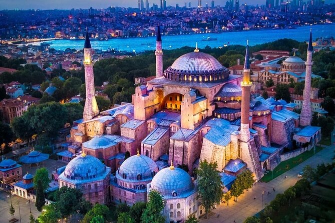 Private Istanbul Tour From Your Hotel or Cruise Port