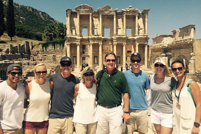 Small-Group Tour to Ephesus From Kusadasi&Selcuk