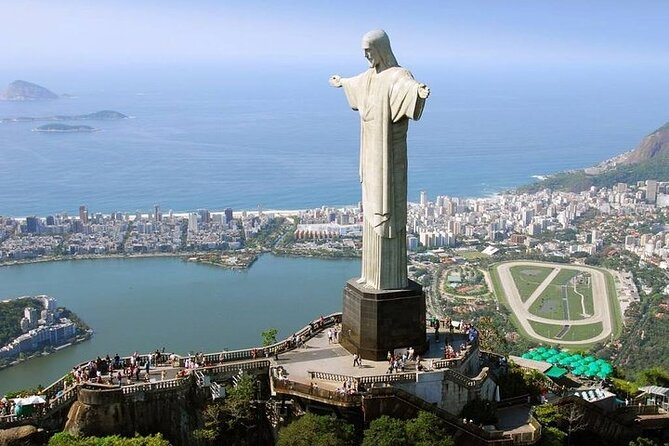 Two of Rio's Best: Christ the Redeemer & Sugarloaf Mountain Half-Day Tour
