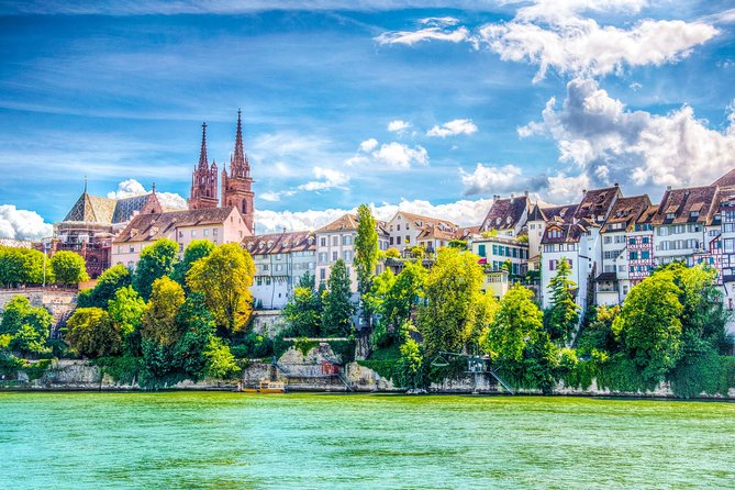 Private trip from Zurich to Basel in Switzerland & Colmar in France