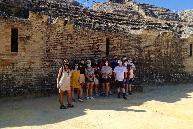 2-hour guided tour of Italica