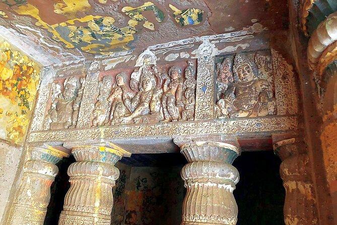 Audio Guided Walking Tour of Ajanta Caves, Aurangabad