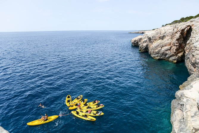 Private Full-Day Kayaking Tour in Dugi Otok