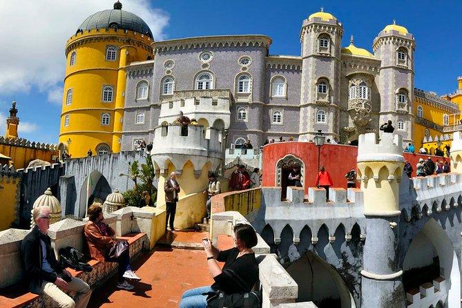 Sintra: Park and Pena Palace