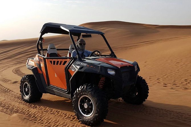 1 Hour Private 800cc Buggy Tour Good for 2 persons
