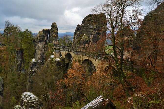 Lonely Planet Experience: Bohemian Switzerland National Park Day Trip
