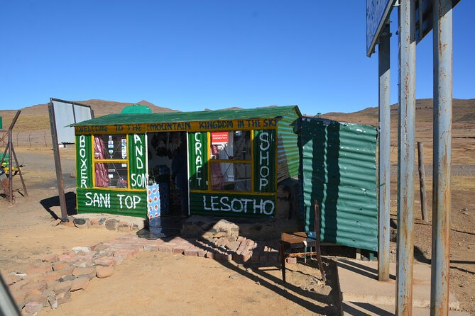 2-Day Private Tour to Sani Pass and Lesotho