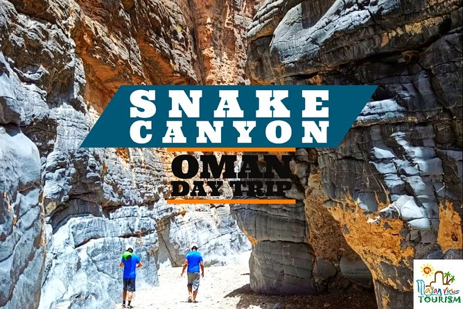 Canyoning Oman Adventure Tour One Day