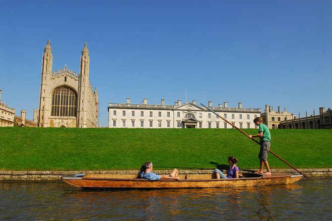 CAMBRIDGE & GREENWICH - Day Tour from Brighton