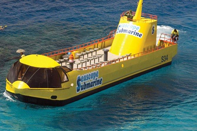 Semi Submarine in Hurghada