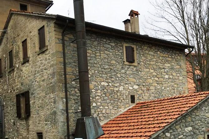 Private guided 5 day tour in the Apennines with your own chef