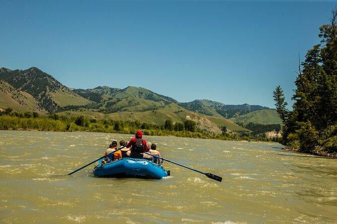 Snake River Float Trip Adventure