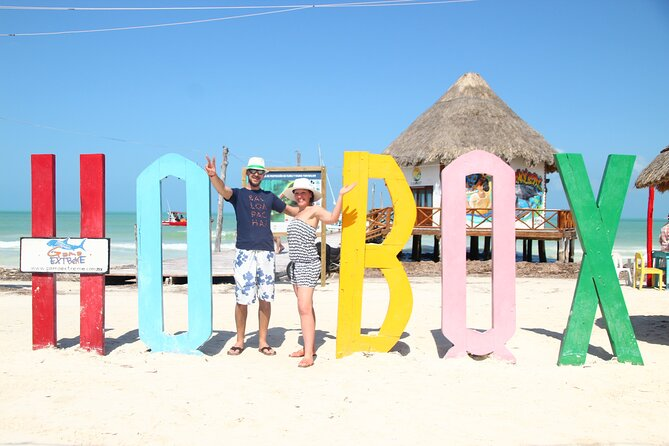 Complete Tour to Holbox - Sea and Land