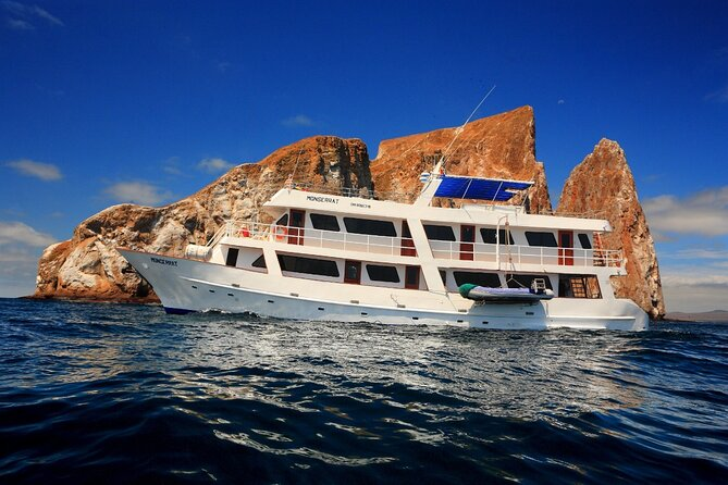 5-Day Cruise of Galapagos Islands