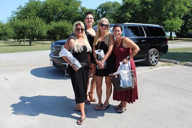 Seasonal Wine Tour - Private SUV, We value safety, inclusiveness and good times!