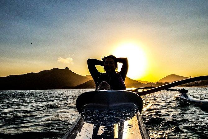 Canoe Outriggers Tour in Rio de Janeiro