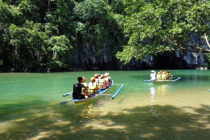 Puerto Princesa Underground River National Park UNESCO World heritage site