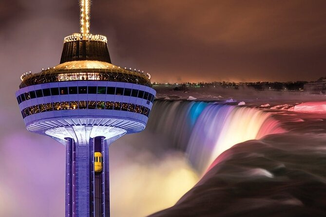 Best of Niagara Falls Tour With Lunch at Skylon Tower - Private-Safe SUV Tour!