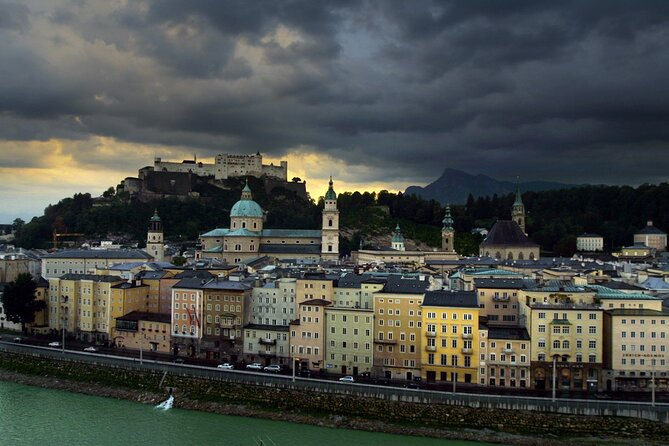 One way Private transfer from Prague to Salzburg