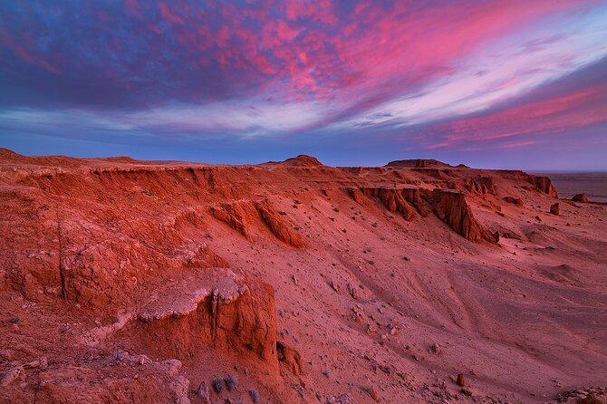 4-Day Gobi Tour in Mongolia from Ulaanbaatar to Gobi Desert