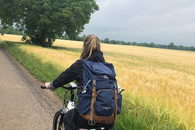 E.Bike Tours around Heidelberg
