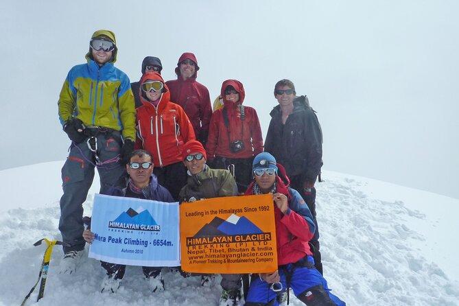 Mera Peak Climbing and Amphu Labcha Pass