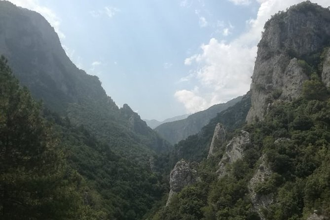 Half-Day Private Tour in Olympus Mountain