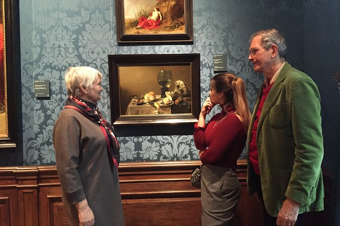 Virtual Art Class via Zoom, Mauritshuis The Hague
