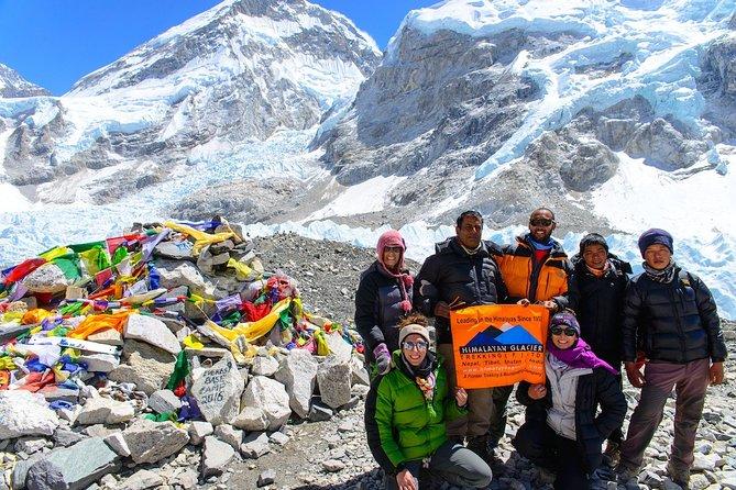 Everest High Passes Trek - 20 Days