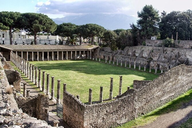 Skip the Line Ticket for Pompeii with Audio Guide