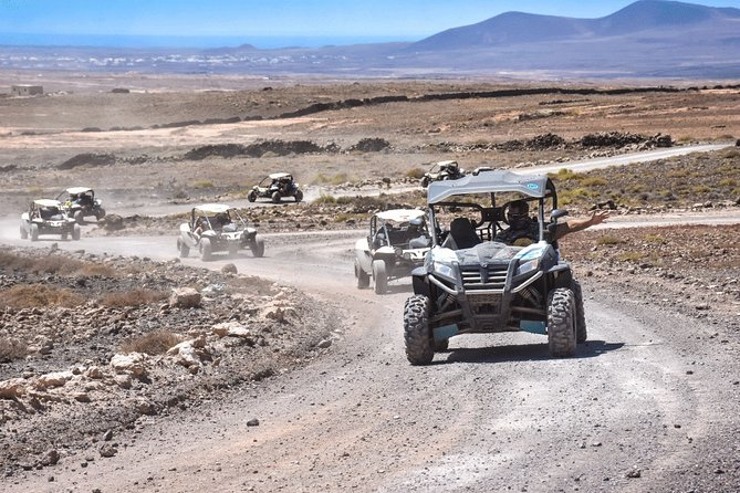 Off Road Gran Canaria Buggy Safari 2 Persons 3 Hours