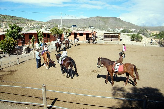 Horseback Riding with Barbacue in Fuerteventura, Spain