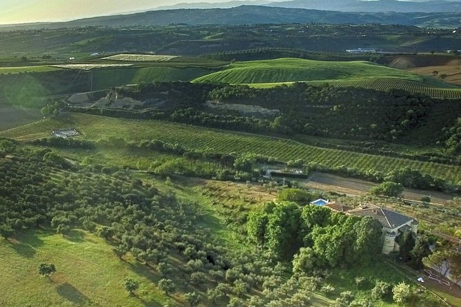 3d private tour, Stay in a Castle in Calabria countryside