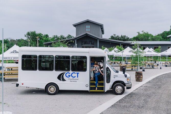 Safe, Sanitized & Private Group Transportation