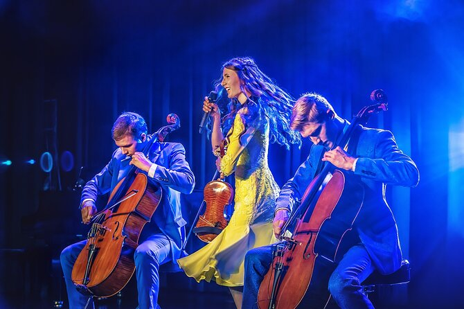 The Johnson Strings Music and Vocal Show