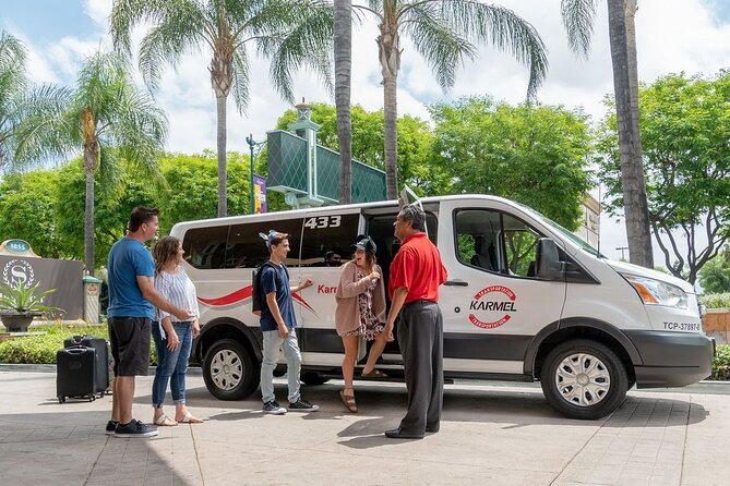 Private Van Transfer: Long Beach & San Pedro Cruise Ports to Los Angeles hotels