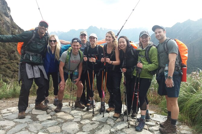 2 Day Hiking Short Inca Trail to Machu Picchu