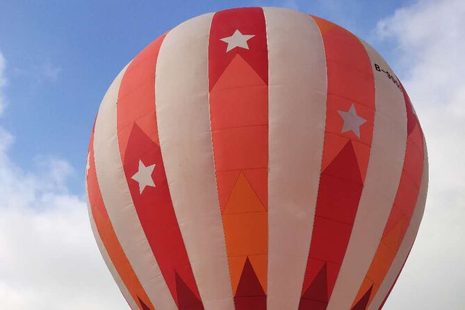 Half-Day Yangshuo Hot Air Ballooning Sunrise Private Tour
