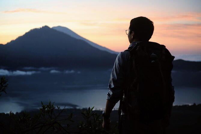 Batur Sunrise Trekking With Private Hotel Transfer