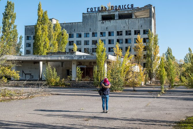 1 Day Chernobyl Tour including Body Contamination Scan