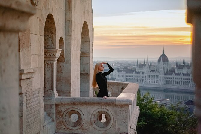 Luxury Private Tour with a Personal Photographer in Budapest