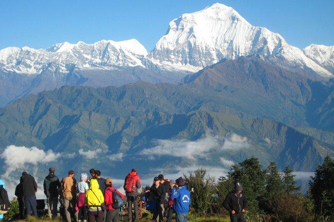 Annapurna Poon Hill Sunrise Trek