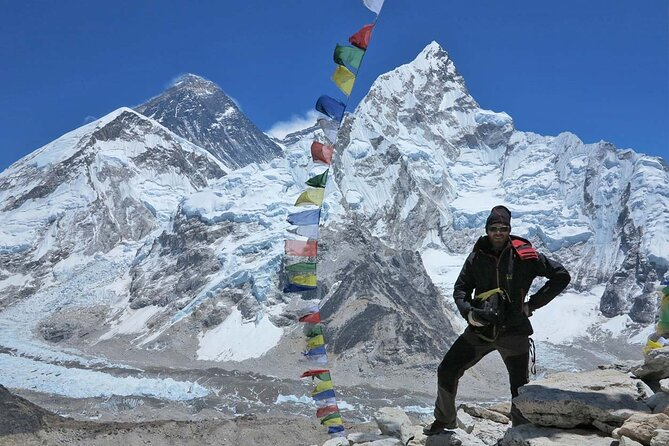 Everest High Passes Trek - 20 Days