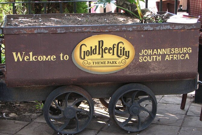 Gold Reef City Private Day Tour